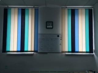 jaluzele verticale multicolore