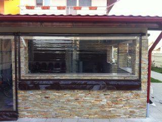 folie transparenta pvc inchideri terase